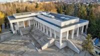 Odnowiona kaplica na Cmentarzu Łostowickim