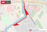 Znane są oferty w przetargu na budowę wału przeciwpowodziowego nad Opływem Motławy