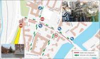 Uwaga kierowcy! Utrudnienia na ul. Toruńskiej
