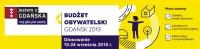 Budżet Obywatelski 2019 w Gdańsku